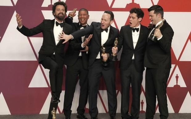 Trao nhiều giải cho người da màu nhưng hóa ra Oscar 2019 vẫn trắng lắm! - Ảnh 4.