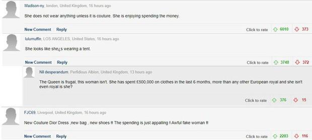 Meghan Markle bị tố bắt chước Kate Middleton nhưng lại nhận cái kết đắng với hình ảnh kém duyên - Ảnh 6.