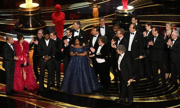 Trao nhiều giải cho người da màu nhưng hóa ra Oscar 2019 vẫn trắng lắm! - Ảnh 7.