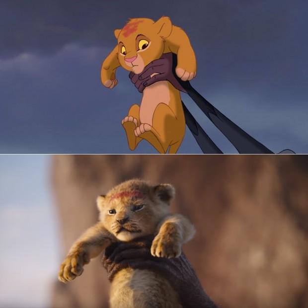 Trailer The Lion King tái hiện cảnh phim kinh điển của phiên bản hoạt hình 1994 - Ảnh 5.