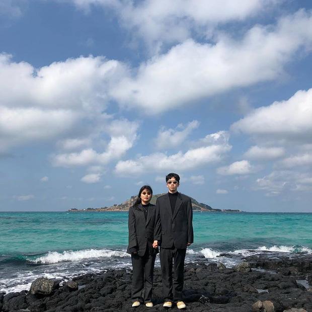 """Đôi bạn Hàn Quốc gây sốt với bộ ảnh """"du lịch cùng chủ tịch"""": Hot-trend tiếp theo đây rồi! - Ảnh 6."""