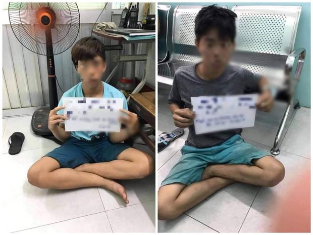 Hai nữ du khách Mỹ bị nhóm thiếu niên nghiện game cướp giật túi xách trên đường phố Sài Gòn - Ảnh 1.