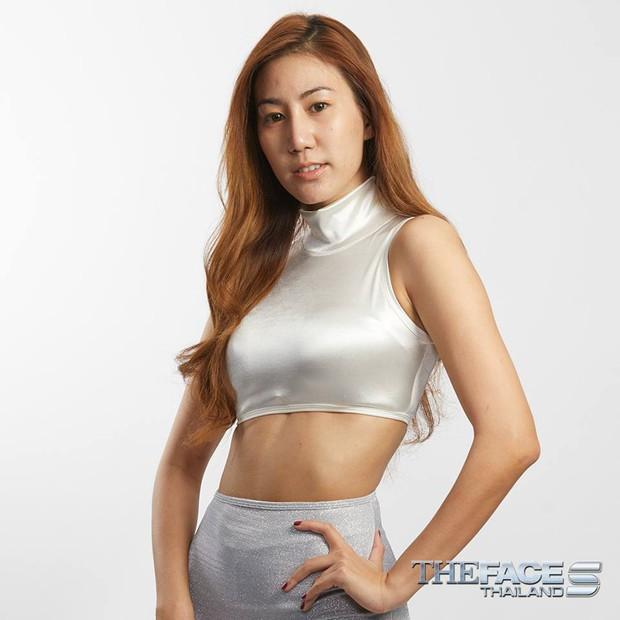 Cô gái có profile khủng bị loại, khó hiểu về tiêu chí chọn thí sinh của HLV The Face Thailand mùa 5 - Ảnh 1.