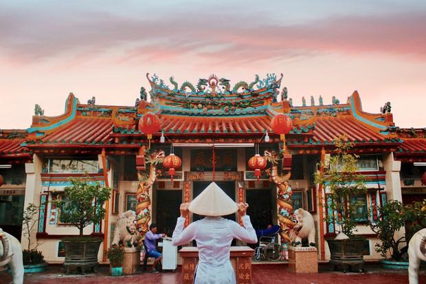 3 ngôi chùa cổ siêu đẹp không phải bạn trẻ nào cũng biết ở Bạc Liêu - Ảnh 7.
