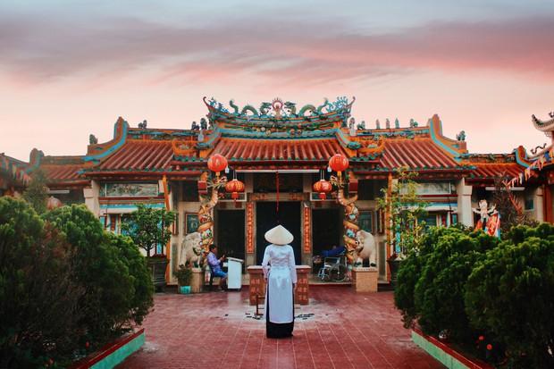3 ngôi chùa cổ siêu đẹp không phải bạn trẻ nào cũng biết ở Bạc Liêu - Ảnh 6.