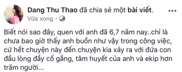 Lý Phương Châu cùng dàn sao Việt lên tiếng ủng hộ Vu Quy Đại Náo trước ồn ào tẩy chay - Ảnh 11.