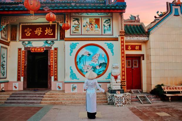 3 ngôi chùa cổ siêu đẹp không phải bạn trẻ nào cũng biết ở Bạc Liêu - Ảnh 10.