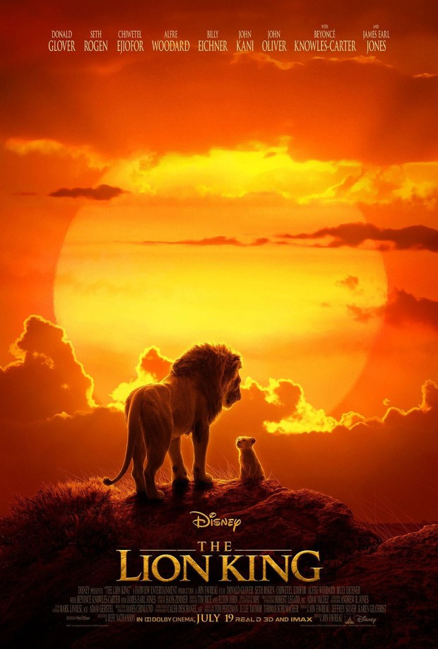 Trailer The Lion King tái hiện cảnh phim kinh điển của phiên bản hoạt hình 1994 - Ảnh 6.