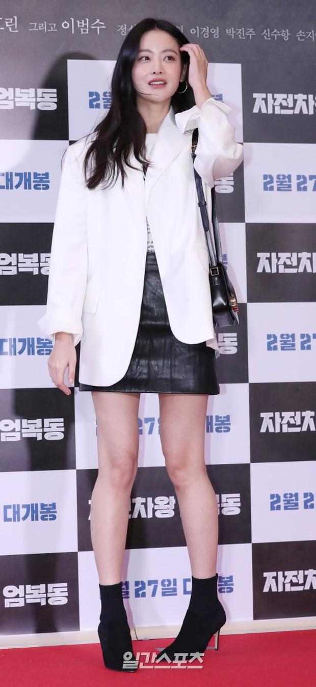 Bi Rain mời PSY cùng dàn sao khủng đến dự, Kang Sora và bạn gái cũ Kim Bum đọ chân dài cực phẩm tại sự kiện - Ảnh 7.