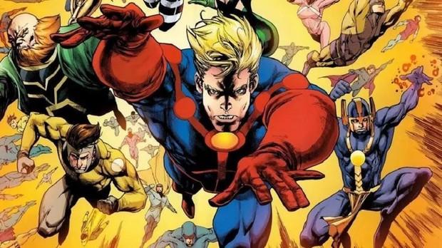 """Eternals có """"đỏ"""" nhưng đã đủ """"thơm"""" để tiếp nối thành công của hai đội Avengers và Guardians? - Ảnh 1."""