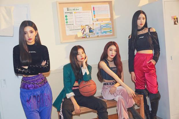 Vì sao trưởng nhóm (G)I-DLE được netizen gọi là con lai của hai nhà SM - CUBE? - Ảnh 3.