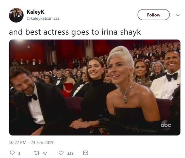 Irina Shayk bỏ theo dõi Lady Gaga trên Instagram: Sừng đang nhú dần trên đầu bồ cũ Ronaldo - Ảnh 2.