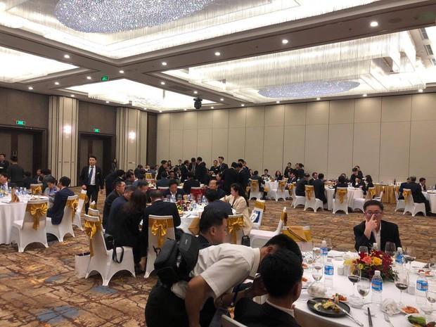 Bánh đa cua - đặc sản bình dân Hải Phòng lên bàn tiệc 5 sao tiếp đón phái đoàn Triều Tiên - Ảnh 7.