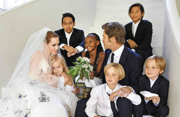 Khung cảnh hiếm hoi: Angelina Jolie đưa cả 6 đứa con đi dự sự kiện và dàn nhóc tỳ xưa kia giờ đã lớn lắm rồi! - Ảnh 14.