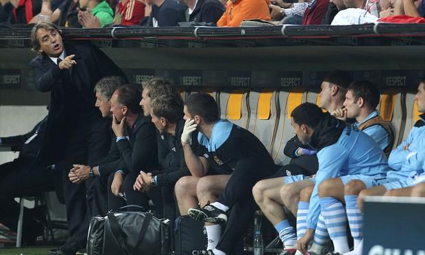 Trước thủ môn Kepa, Messi cũng từng chống lệnh thầy, không chịu rời sân - Ảnh 2.