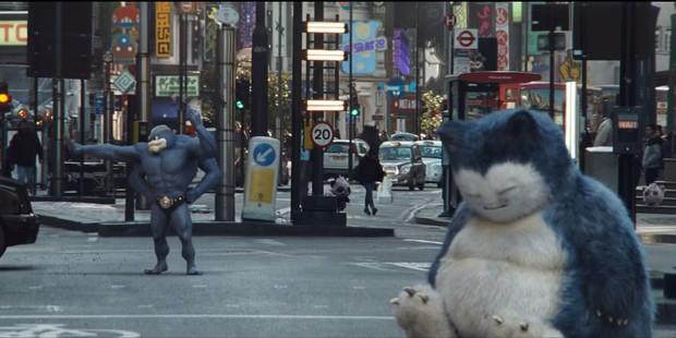 Tất tần tật bộ sưu tập Pokémon góp mặt trong trailer thám tử Pikachu - Ảnh 5.