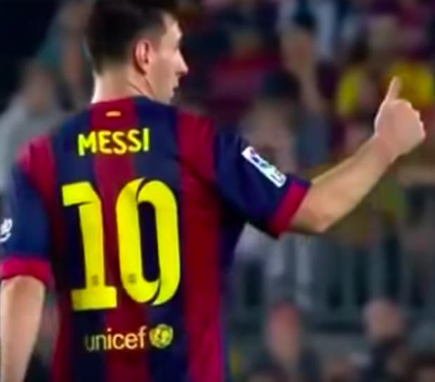 Trước thủ môn Kepa, Messi cũng từng chống lệnh thầy, không chịu rời sân - Ảnh 1.