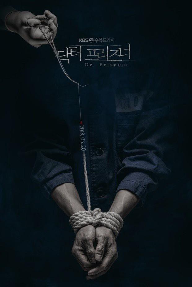 Chào mừng đoàn quân idol biết diễn đổ bộ mạnh mẽ mặt trận phim truyền hình Hàn tháng 3 - Ảnh 8.