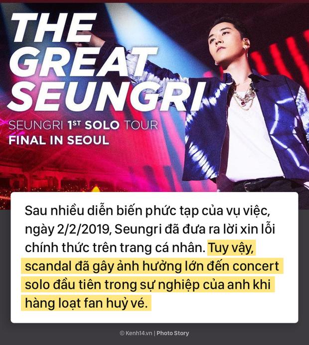Nhìn lại chuỗi scandal liên tiếp nhấn chìm Seungri trong những tháng đầu năm 2019 - Ảnh 11.