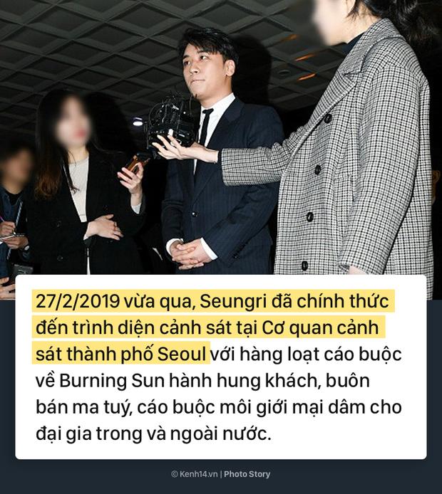 Nhìn lại chuỗi scandal liên tiếp nhấn chìm Seungri trong những tháng đầu năm 2019 - Ảnh 21.