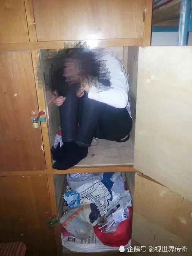 Sợ học sợ kiểm tra, 3 nữ sinh chui vô tủ quần áo ở KTX trốn khiến cả trường tưởng mất tích nháo nhác đi tìm - Ảnh 2.