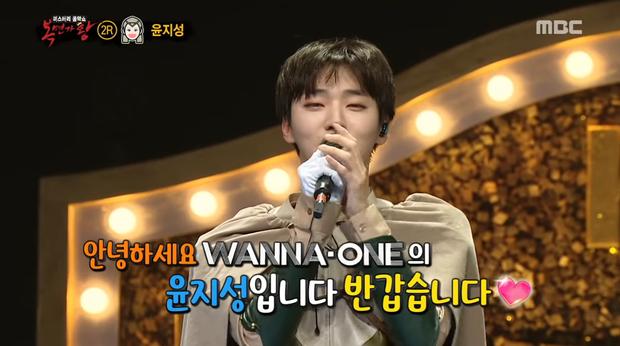 Cựu trưởng nhóm Wanna One nghĩ fan sẽ không nhận ra mình trên show hát mặt nạ vì... - Ảnh 3.