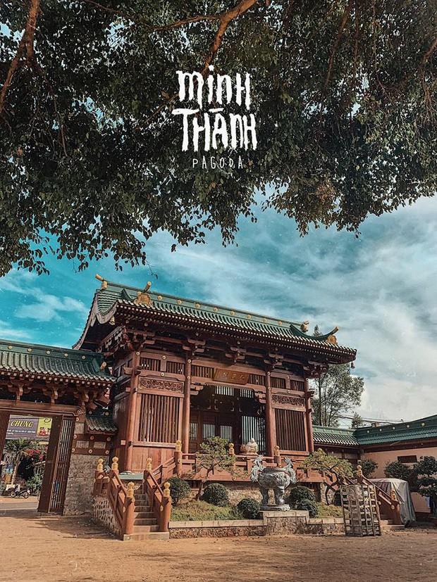 Chưa đi Nhật cũng đừng buồn, Việt Nam có hẳn 3 phiên bản chùa chiền có kiến trúc độc đáo cộp mác xứ sở mặt trời mọc đây này! - Ảnh 9.