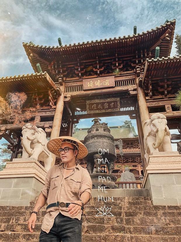 Chưa đi Nhật cũng đừng buồn, Việt Nam có hẳn 3 phiên bản chùa chiền có kiến trúc độc đáo cộp mác xứ sở mặt trời mọc đây này! - Ảnh 6.