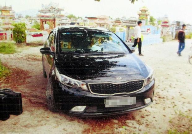 Bắt khẩn cấp nam thanh niên trộm 2 ô tô rồi lái về quê cho thuê - Ảnh 2.