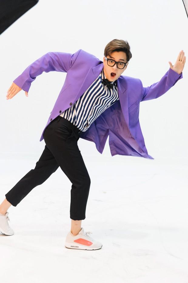 Trương Thế Vinh thi vật tay với Liên Bỉnh Phát: Ai sẽ trở thành Kim Jong Kook phiên bản Việt? - Ảnh 12.