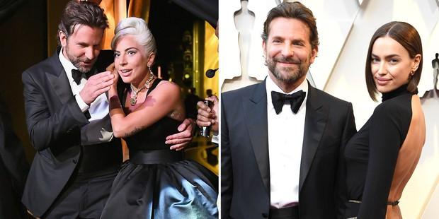 Lady Gaga lần đầu lên tiếng về tin đồn hẹn hò Bradley Cooper và câu trả lời khiến fan ngỡ ngàng - Ảnh 1.
