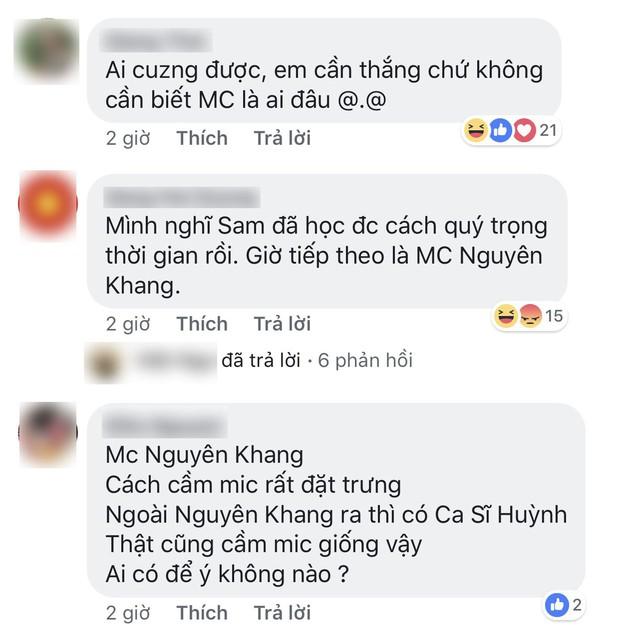 Confetti Vietnam thay MC mới, fan kêu gào: Trả Sam lại đây! - Ảnh 5.