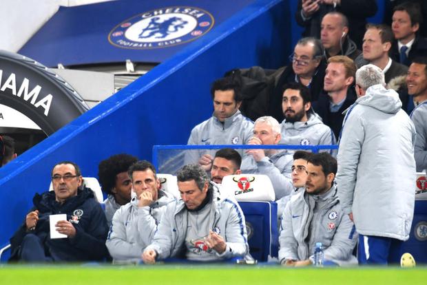 Kepa được khen ngoan trong ngày phải ngồi dự bị, nhìn Chelsea thắng Tottenham - Ảnh 2.