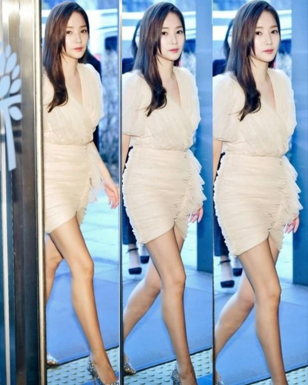 Chỉ vỏn vẹn 30 giây xuất hiện nhưng Park Min Young khiến bao người ngẩn ngơ vì nhan sắc và đôi chân cực phẩm - Ảnh 3.