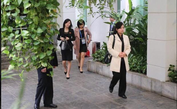 Nữ ca sỹ quyền lực nhất Triều Tiên dành lời cảm ơn và khen đồ ăn Việt rất ngon - Ảnh 1.