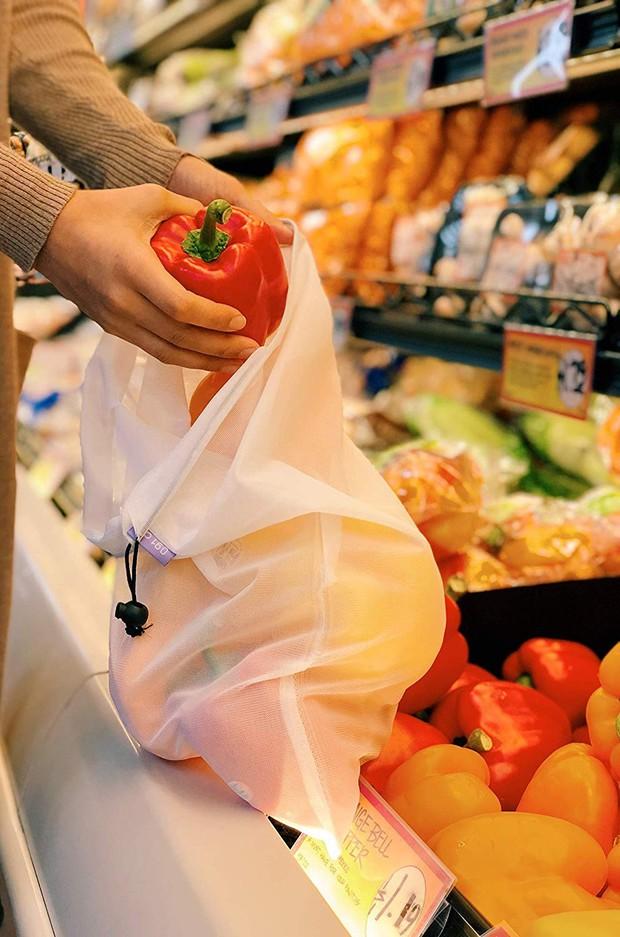 Tham khảo 5 mẫu túi có thể tái sử dụng, giúp bạn đựng cả thế giới mà không tiêu tốn túi nylon - Ảnh 3.
