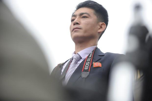 Phóng viên Triều Tiên ăn mặc chỉn chu tác nghiệp tại Hội nghị thượng đỉnh Mỹ - Triều - Ảnh 3.