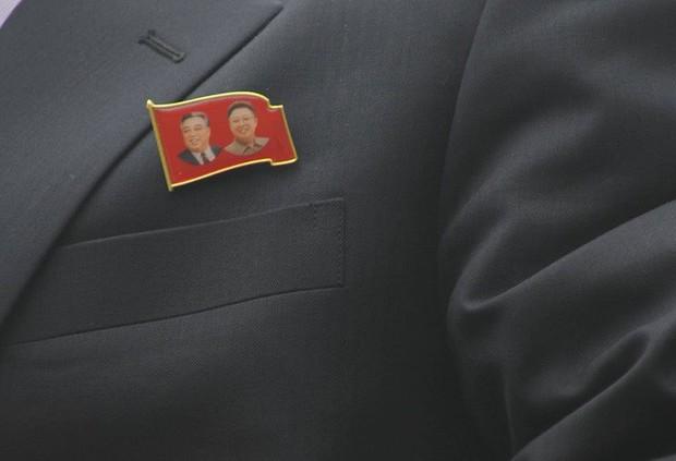 Phóng viên Triều Tiên ăn mặc chỉn chu tác nghiệp tại Hội nghị thượng đỉnh Mỹ - Triều - Ảnh 5.