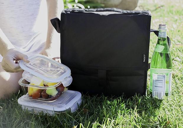 Tham khảo 5 mẫu túi có thể tái sử dụng, giúp bạn đựng cả thế giới mà không tiêu tốn túi nylon - Ảnh 8.