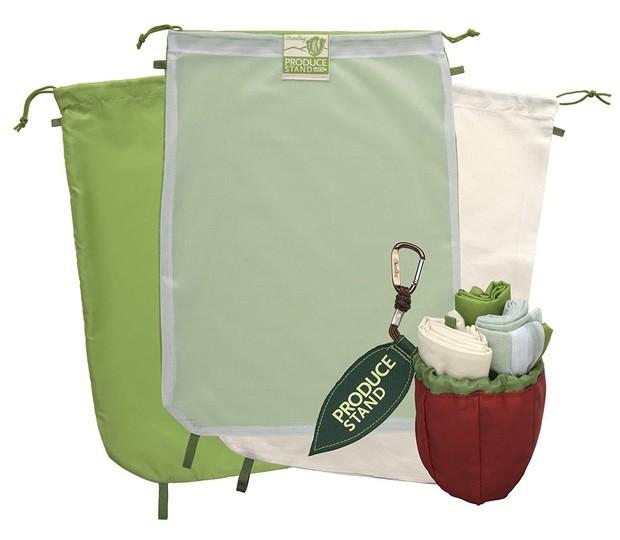 Tham khảo 5 mẫu túi có thể tái sử dụng, giúp bạn đựng cả thế giới mà không tiêu tốn túi nylon - Ảnh 9.