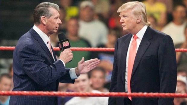 Có thể bạn chưa biết: Ông Donald Trump từng tham dự WWE, trực tiếp cạo đầu ông chủ quyền lực nhất làng vật biểu diễn - Ảnh 1.