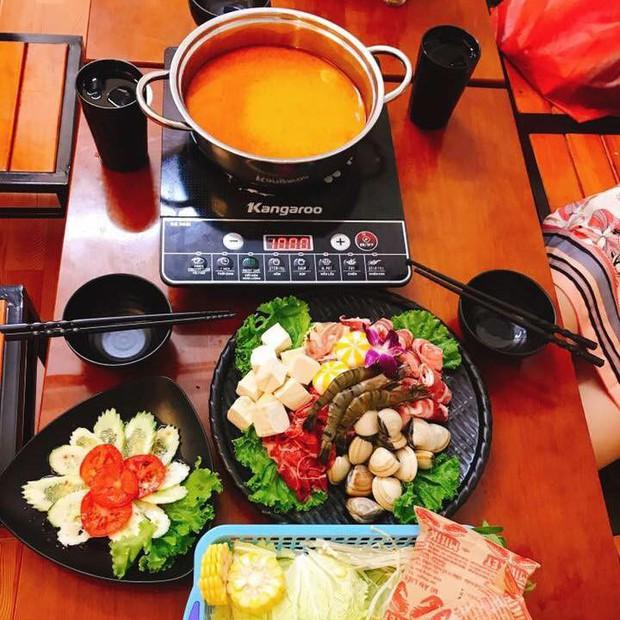 Hà Nội năm nay có quá nhiều hàng quán mở cửa xuyên Tết: Thèm ăn gì cũng có - Ảnh 15.