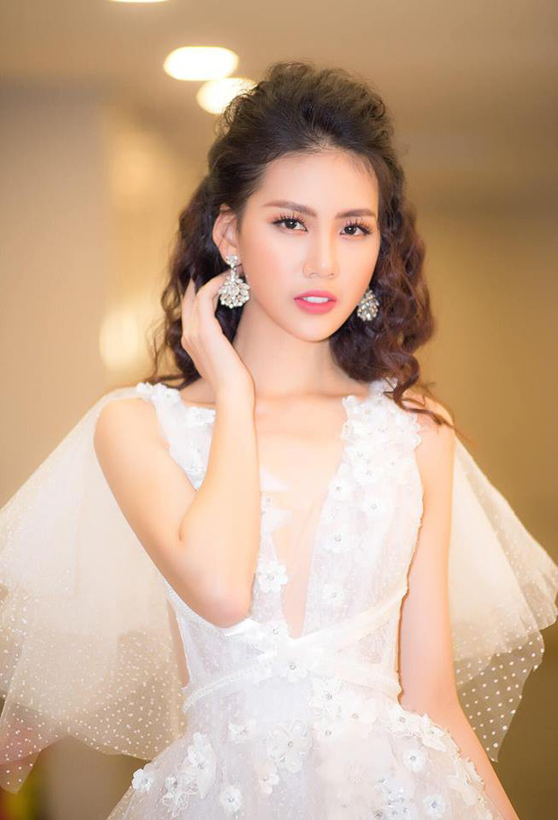 Quỳnh Hoa: Danh hiệu Siêu mẫu là bước đệm để tiến gần hơn đến với ngôi vị Hoa hậu - Ảnh 8.