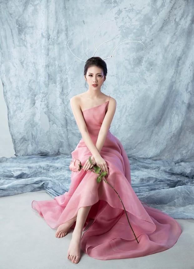 Quỳnh Hoa: Danh hiệu Siêu mẫu là bước đệm để tiến gần hơn đến với ngôi vị Hoa hậu - Ảnh 4.