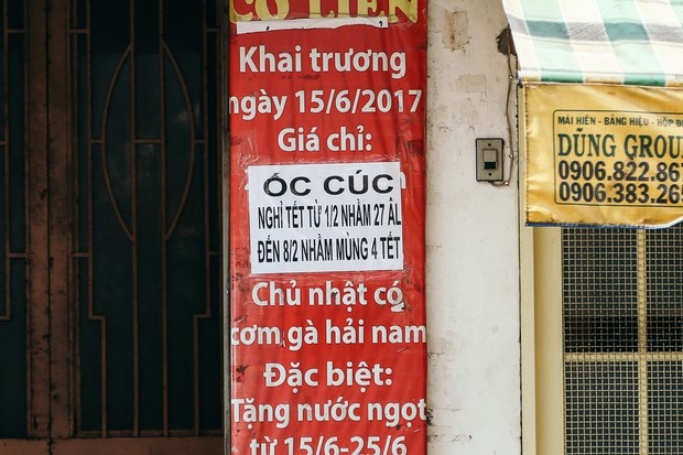 Đây là khoảnh khắc khiến bạn nhận ra Sài Gòn đã chuyển từ đón Tết sang ăn Tết: Quán xá đóng cửa hàng loạt, phố phường bình yên chậm rãi - Ảnh 11.