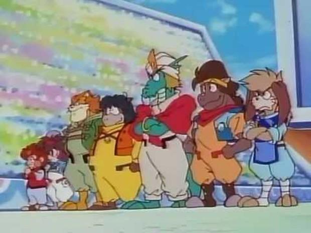 Ai còn nhớ hoạt hình siêu anh hùng 12 con giáp từng là tuổi thơ của cả thế hệ 8X - 9X? - Ảnh 2.