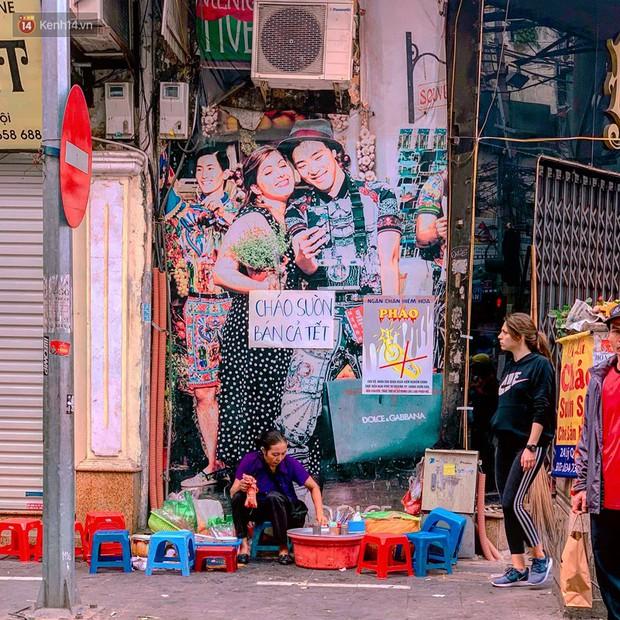 Hà Nội năm nay có quá nhiều hàng quán mở cửa xuyên Tết: Thèm ăn gì cũng có - Ảnh 1.