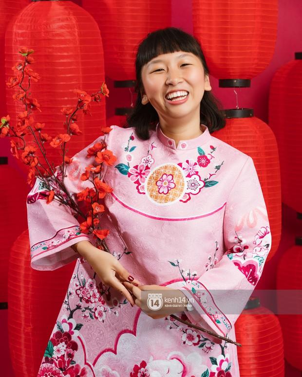 Năm mới ngồi nghe đôi bạn thân cực nhắng Kaity Nguyễn - Trang Hý tố nhau cười bể bụng - Ảnh 6.