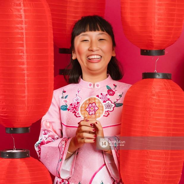 Năm mới ngồi nghe đôi bạn thân cực nhắng Kaity Nguyễn - Trang Hý tố nhau cười bể bụng - Ảnh 18.