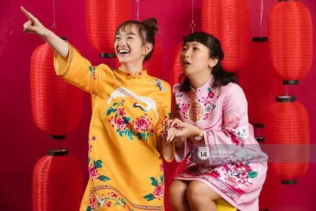 Năm mới ngồi nghe đôi bạn thân cực nhắng Kaity Nguyễn - Trang Hý tố nhau cười bể bụng - Ảnh 16.